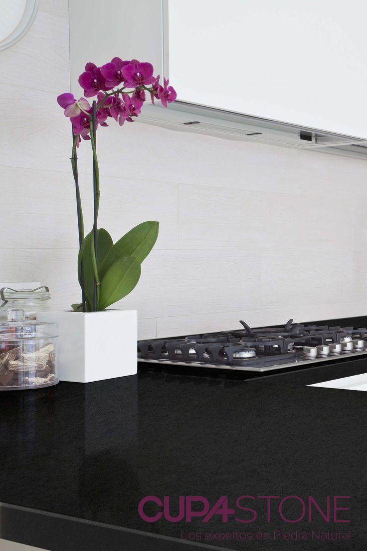 Granito negro zimbabwe cupa stone de color negro intenso - Colores de granito ...