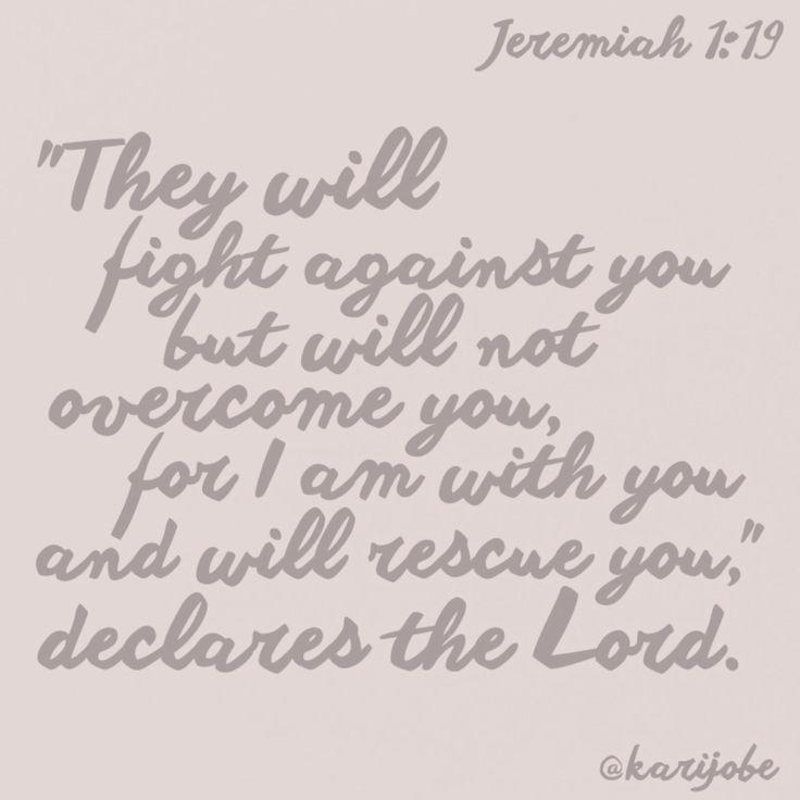 Jeremiah 1:19