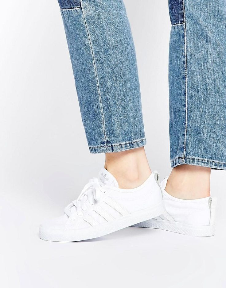 Adidas | adidas Originals Honey Low Canvas Sneakers at ASOS