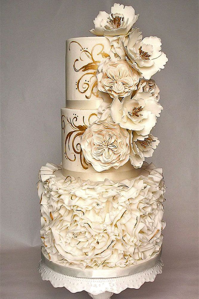how to design wedding cake 1000 ideas about fondant flower cake on 15706