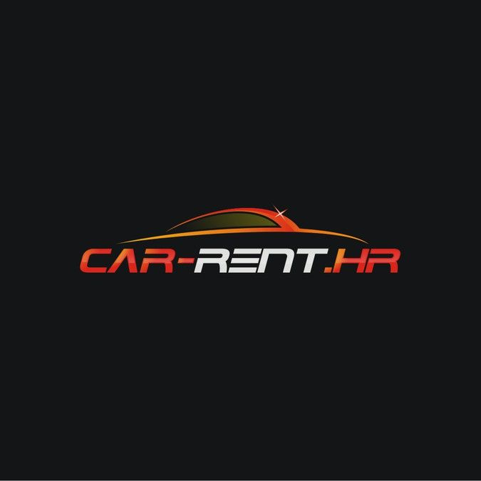 Create a logo for car rental company that will fit in current website car-rent.hr. by curut_cute