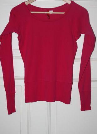 Kaufe meinen Artikel bei #Kleiderkreisel http://www.kleiderkreisel.de/damenmode/pullis-and-sweatshirts-langarmlig/131839482-pinker-pulli-von-hm