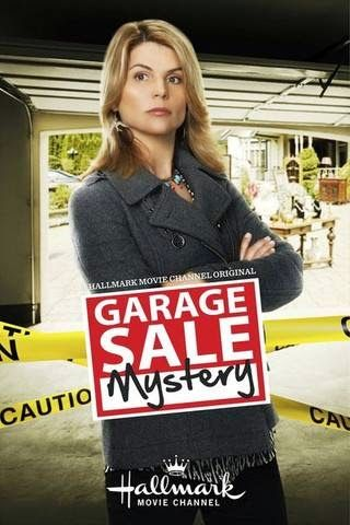 Garage Sale Mystery Hallmark series-these are so well done, and this is one of my favorite Hallmark Actresses.. She's a superb slueth.:)