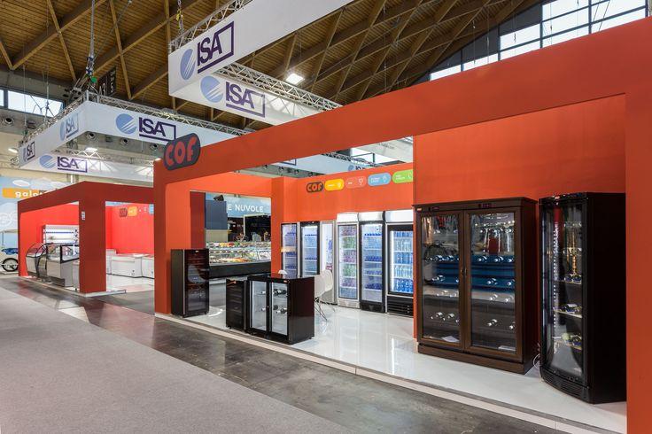 COF  #ISA #icecream #gelato #pastry #foodandbeverage #Sigep #Rimini #Italy #Madeinitaly #displaycabinet #bar #design