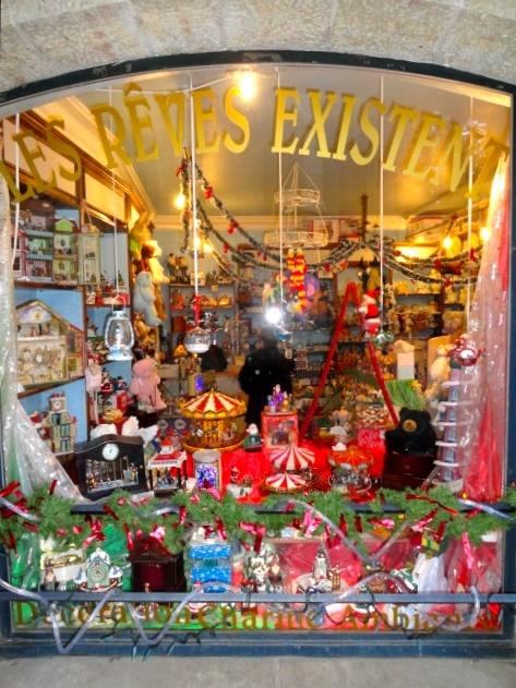 Carcassonne Shop Christmas Decorations
