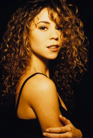90s Mariah Carey  I LOVED her then. Wore my Music Box cassette out