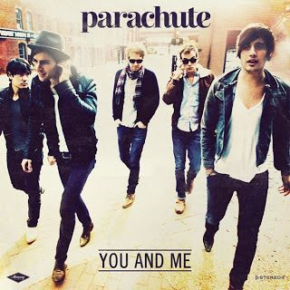 parachute band kiss me slowly