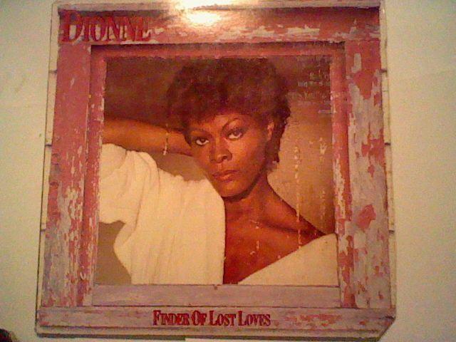DIONNE WARWICK Finder of Lost Loves Arista Records AL 8-8262 vinyl LP