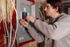 How to Rough in Electrical Wiring
