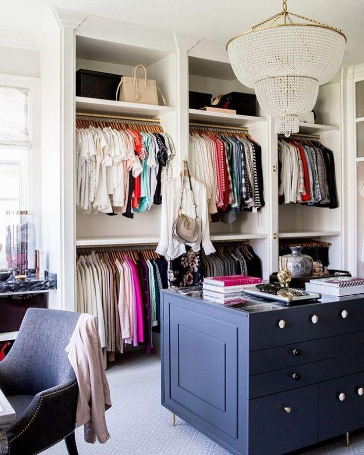 550 Best Images About Closet Spaces On Pinterest Closet