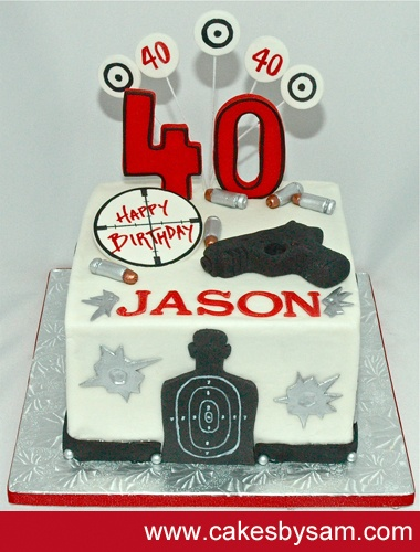 What James wants for is bday cake....not sure if I can pull this off...