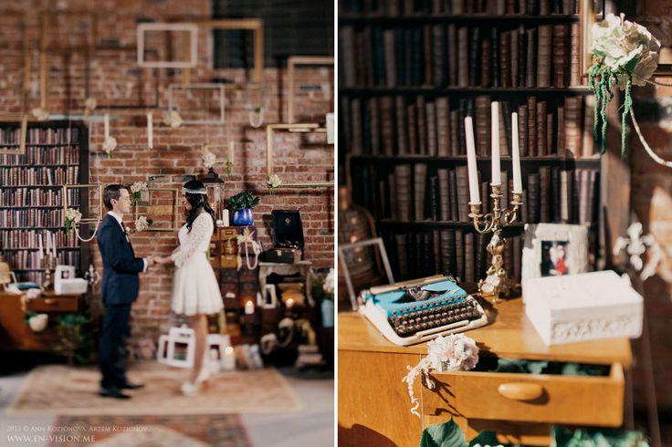 Стильная свадьба в конце лета. Дима и Маша - Свадебные фотографы Анна Козионова и Артем Козионов