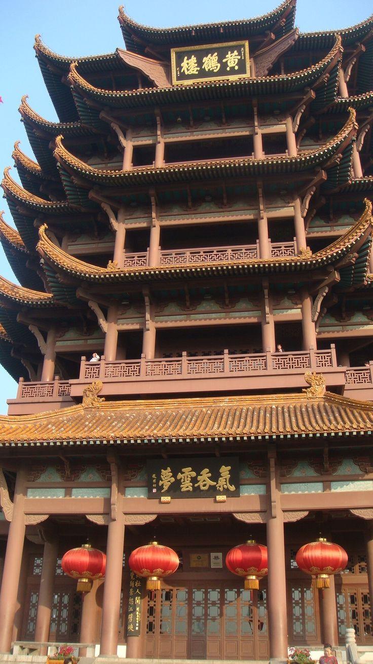 Huanghelou Tower - Wuhan, Hubei