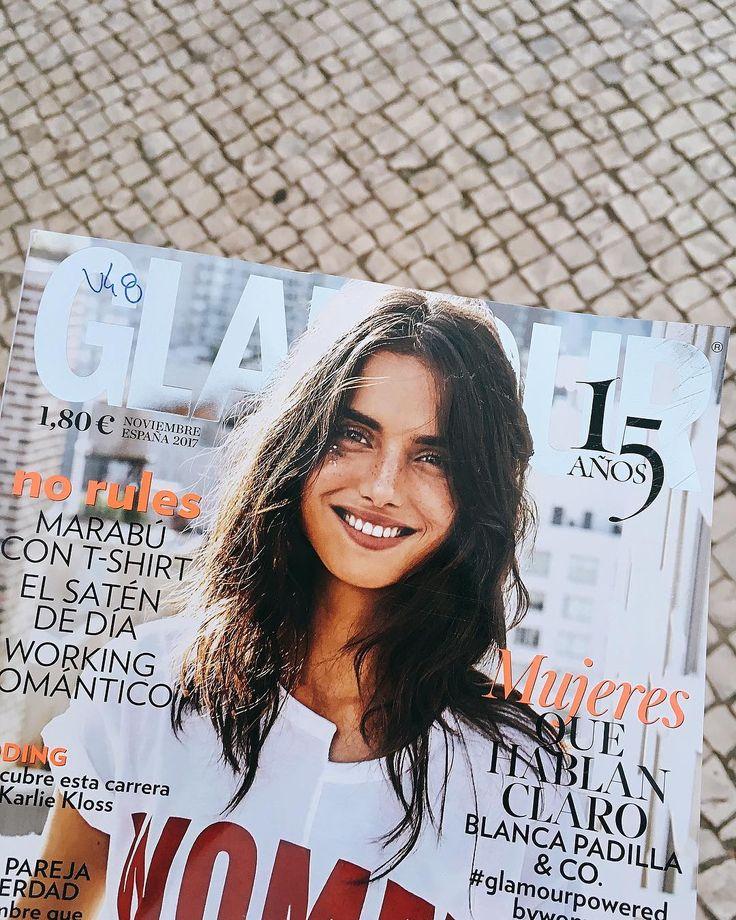 """152 Gostos, 1 Comentários - Paula Taveira (@paulataveira) no Instagram: """"Começando bem o dia 🙌 // Starting the day in the best way @glamourspain . . . #style…"""""""