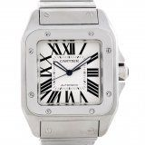 Cartier Santos 100 XL Stainless Steel Automatic W200737G