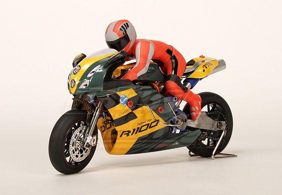 1:5 Scale Nitro RC Motor Bike (PNP)