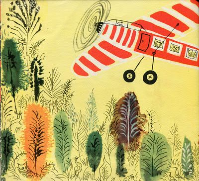 Children's book illustrations - Tralaloskop