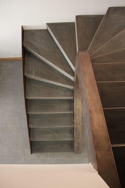 Les 69 meilleures images du tableau escalier marche for Calcul escalier helicoidal