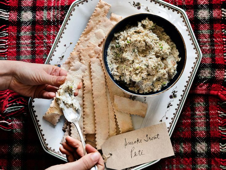 Learn how to make Smoked Trout Pâté . MyRecipes has 70,000+ tested recipes and videos to help you be a better cook