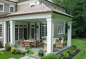 Oltre 25 fantastiche idee su esterni casa su pinterest for Idee patio per case in stile ranch