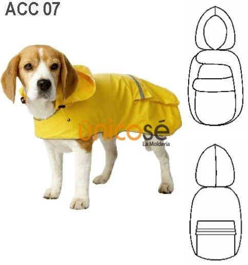 IMPERMEABLE PERRO