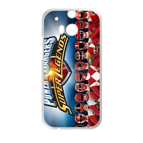 Buy Power Rangers Super Legends Cell Phone Case for Htc One M8,Slim and Durable Plastic Case Protective [Ultra Fit] Shock Absorbing and Scratch Resistant Perfect 2 in 1 NEW for 5.61 USD | Reusell