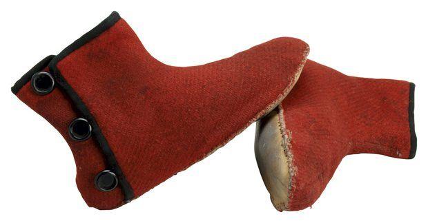 Cómo hacer patrones de botas de fieltro