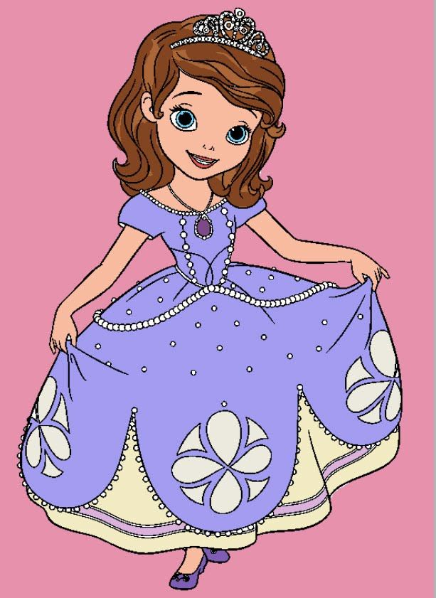 Princess Sofia Coloring Pages Games : Best princess sofia images on pinterest other