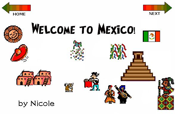 Learn About Mexico