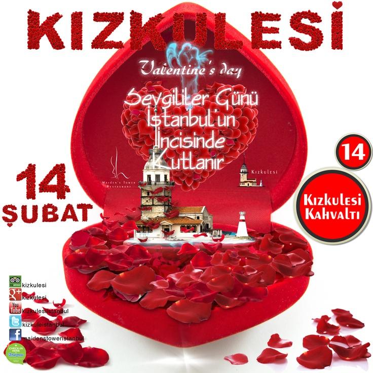 İstanbul'un sevgilisinden tüm sevgililere!    Valentine's Day in Maiden's Tower!    Kahvaltı, Öğle yemeği, Akşam yemeği ve Kuledebar özel menülerimizle, siz değerli misafirlerimizi Kızkulesi'ne bekliyoruz...    Breakfast, Lunch, Dinner and KuledeBar special menus are waiting for our valuable costumers in Maiden's Tower...    #kizkulesi #maidenstower #sevgililergünü #valentinesday #istanbul #turkey  #travel #restaurants #tourism #love #aşk #winter #picoftheday #instagram #instamood #instagood