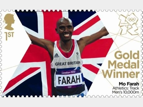 Designing Team GB's Olympic gold medal stamps | Analysis | Design Week
