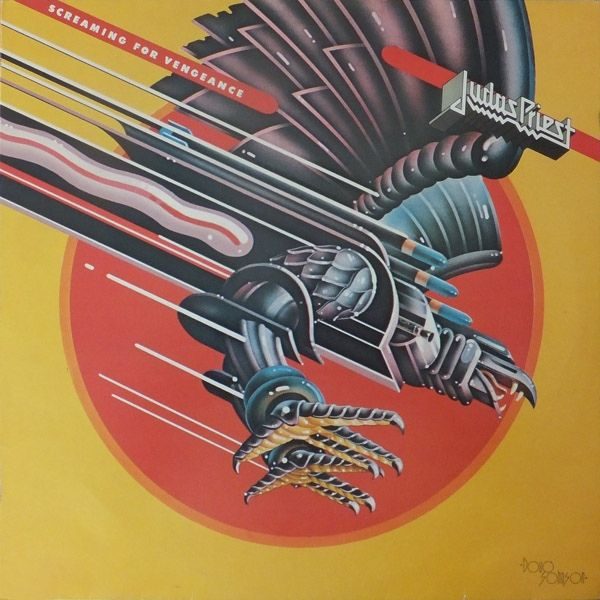 "Judas Priest ""Screaming For Vengeance"" 1982"