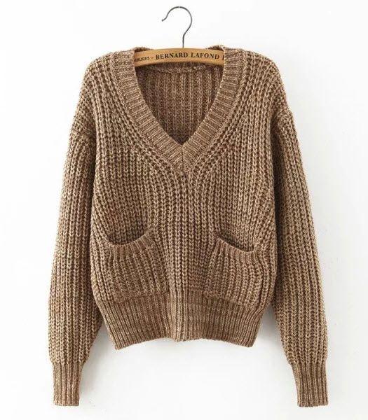 Knit - Maya - Sweaters & Cardigans - Women - Modekungen