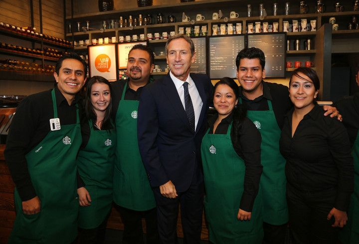 Another reason to LOVE Starbucks!