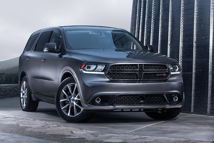 Dodge's three-row crossover gets some appealing updates for the 2014 model year. Highlights include more muscular exterior styling, a new eight-speed automatic transmission and an upgraded Uconnect multimedia system with 8.4-inch touch-screen. #NYIAS