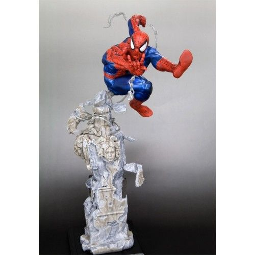 Amazing Spider-Man Fine Art Statue 1/6 Spider-Man Unleashed 40 cm