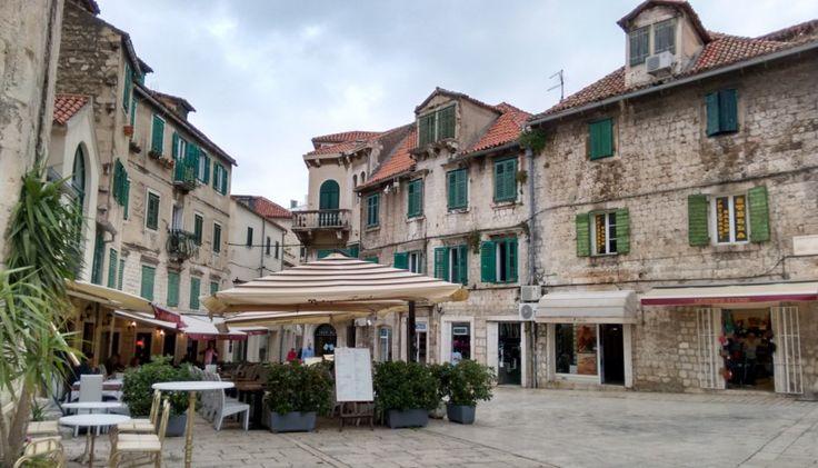 Split, moja láska (Chorvátsko).