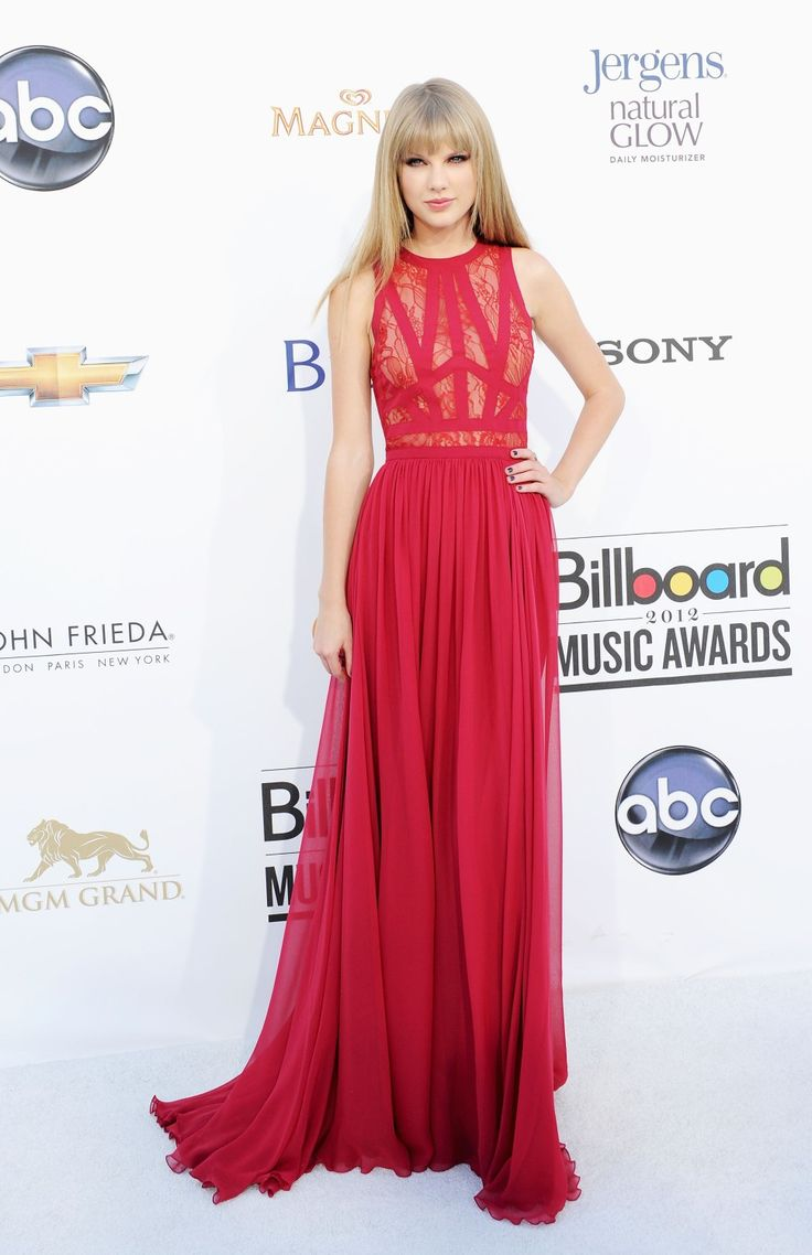 Billboard Music Awards 2012 - Taylor Swift