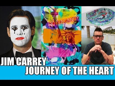 Jim Carrey Journey of the Heart By Craig Hughes - I Needed Color - I Nee...