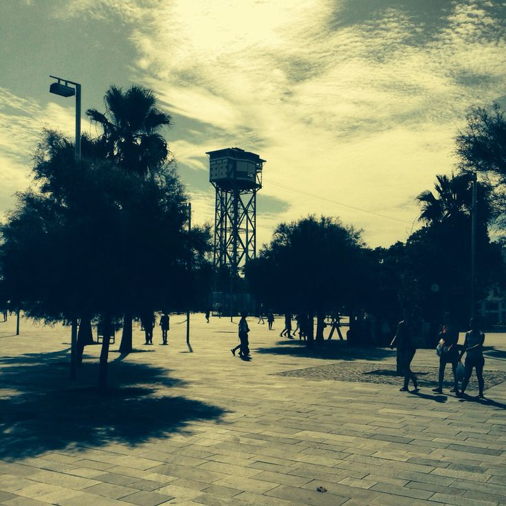 Boardwalk - Barceloneta
