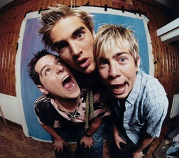 Busted- I loved them. Still do if I'm perfectly honest! They are my childhood band!
