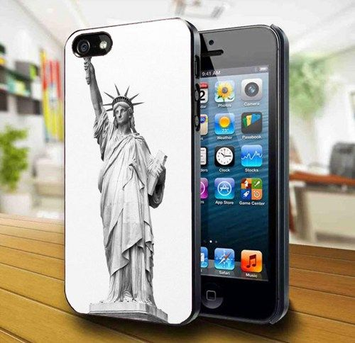 Vintage Liberty iPhone 5 Case | kogadvertising - Accessories on ArtFire