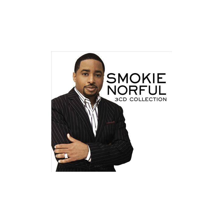 Smokie norful - Smokie norful:3cd collection (CD)