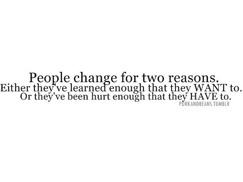 true quotes about people changing - photo #34