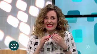Séries que eu amo: Evelyne Brochu: (Vídeo) Entrevista na Menage a Trois (LEGENDADO)