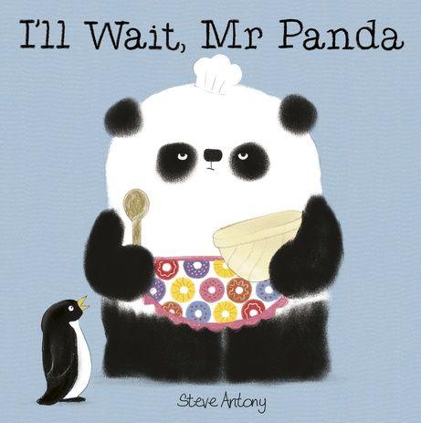 I'll Wait, Mr Panda - Scholastic Shop
