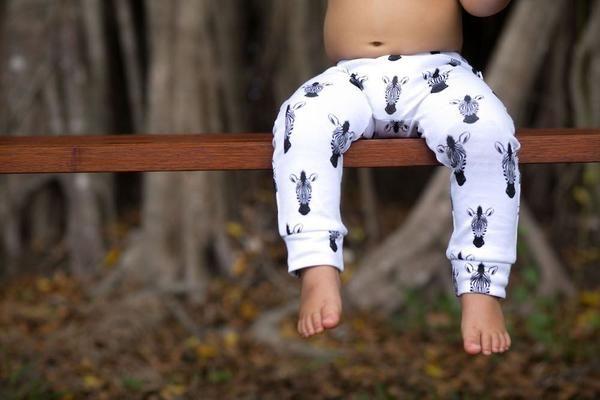 Bespoke Baby Leggings - Click For More