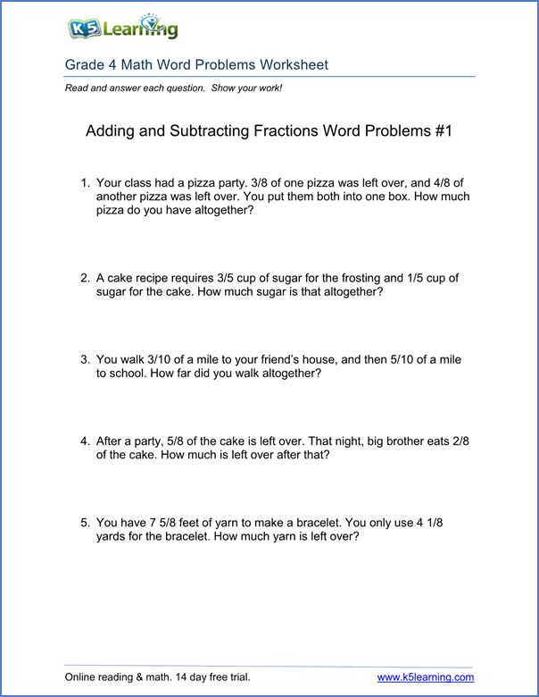 grade 4 word problems worksheet math 4th 5th grade 4th grade math worksheets math word. Black Bedroom Furniture Sets. Home Design Ideas