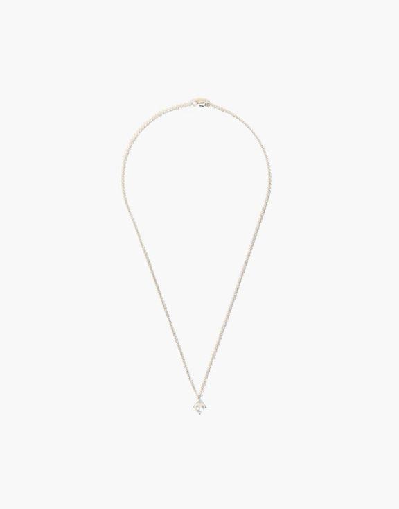 Collier pendentif planétaire à perle Atelier L.A.F 128.00 $   Collier avec pendentif planétaire à perle d'eau douce blanche ou noire.  Argent sterling Perle d'eau douce Longueur du pendentif: 16″  Les bijoux sont conçus et créés à Montréal, Canada.