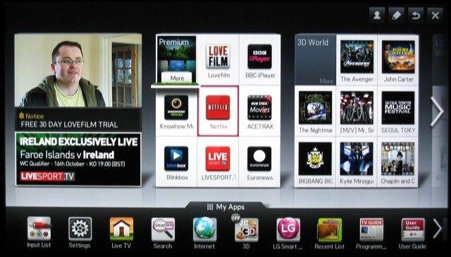 Why do Smart TV UIs suck?